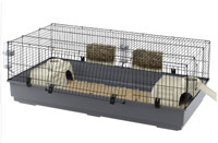 kaninchenhaltung f r innen und au enbereich. Black Bedroom Furniture Sets. Home Design Ideas